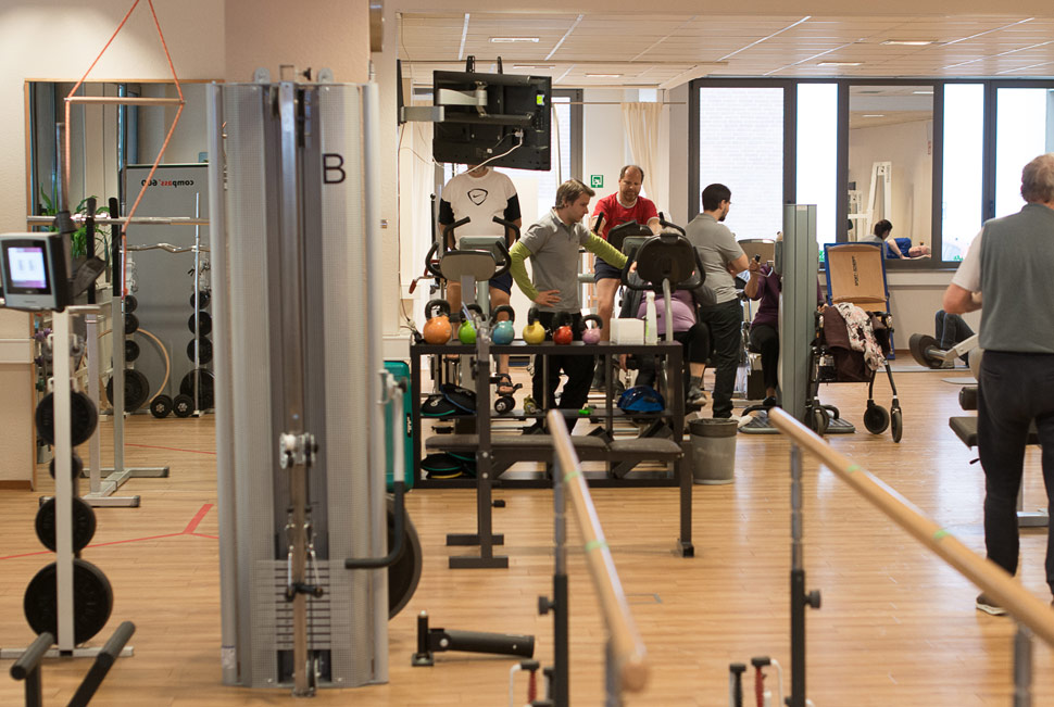 Fitness in Mönchengladbach
