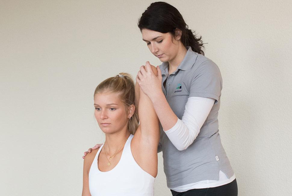 Physiotherapie Anwendung Mönchengladbach