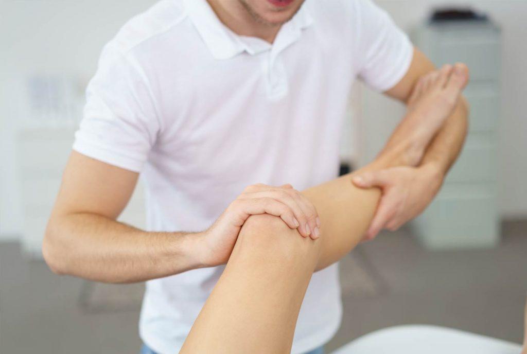Physiotherapie-Einzelbehandlung in Mönchengladbach
